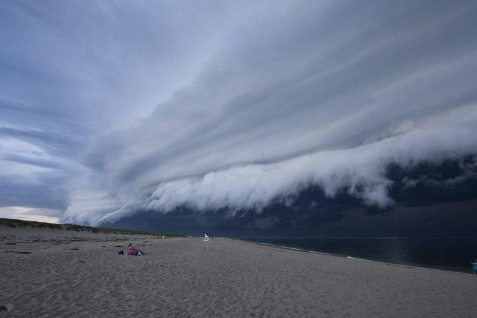 Niezwykłe chmury #3 8