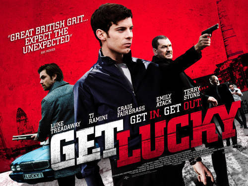 Get Lucky 2013 HDRIP Xvid AC3-BHRG