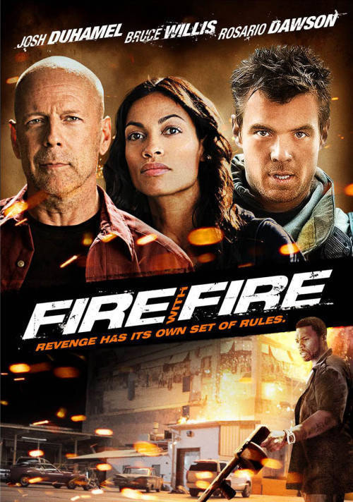 Fire With Fire 2012 BDrip XviD AC3 MiLLENiUM