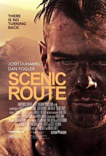 Download Scenic Route (2013) DVDRiP AC3-5 1 XviD-AXED