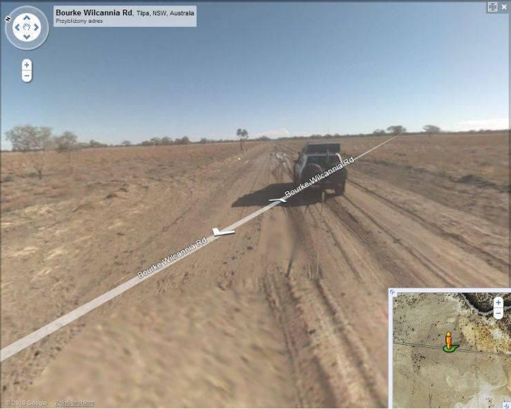 Najzabawniejsze zdjęcia z Google Street View 2