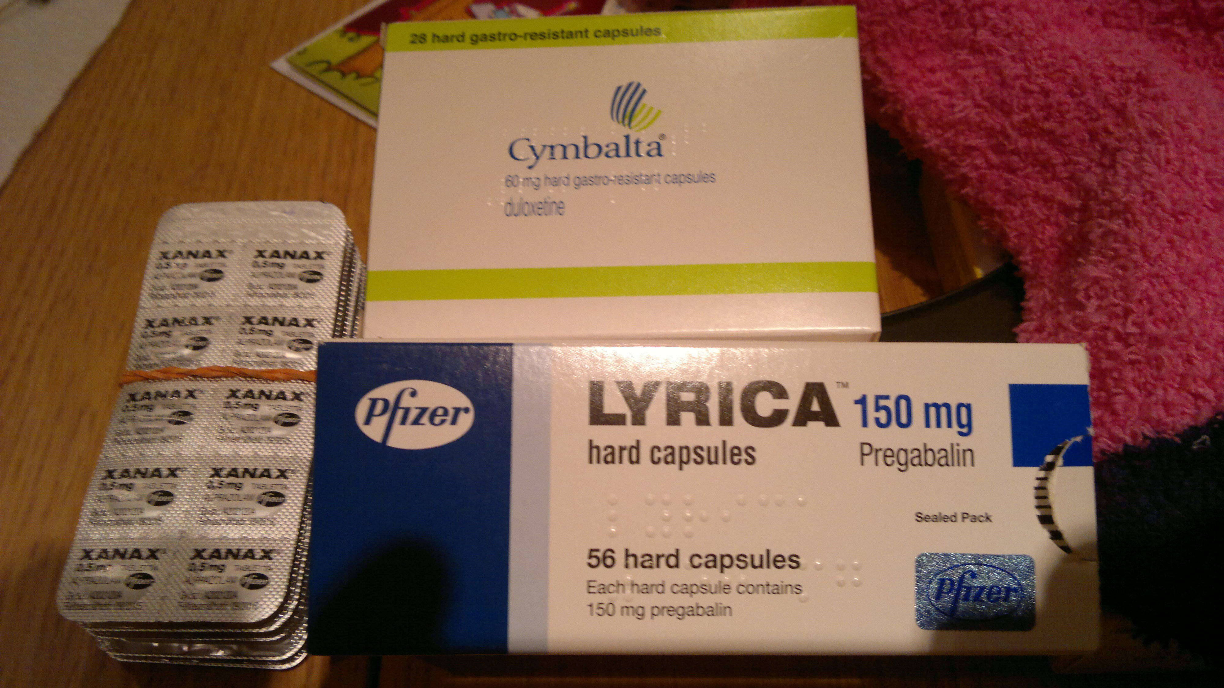 Can You Mix Lyrica With Xanax