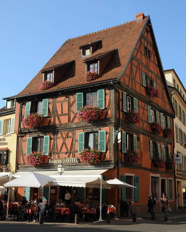 Miasta świata - Colmar [Francja] 10