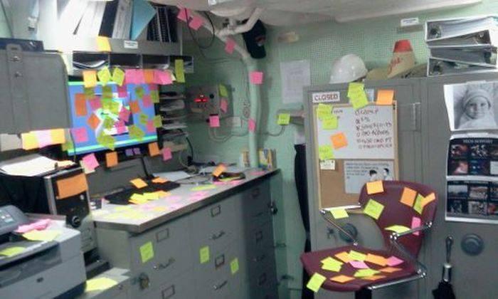 Zły dzień w pracy #4 14