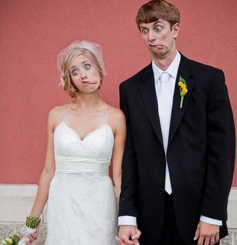 Zabawne zdjęcia ślubne #4 20