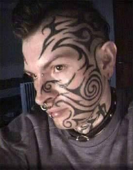 Odważne tatuaże 2