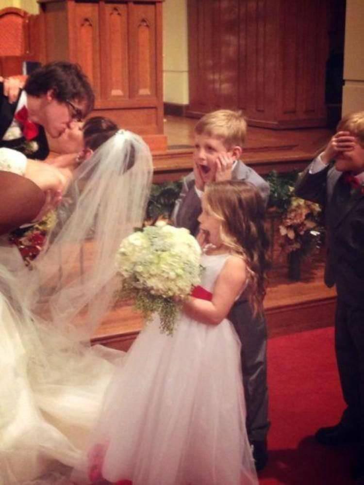 Najdziwniejsze zdjęcia ślubne #4 41