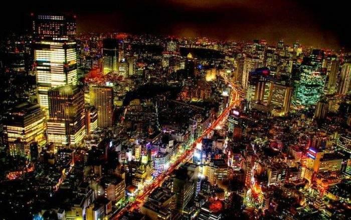 Miasta nocą 17