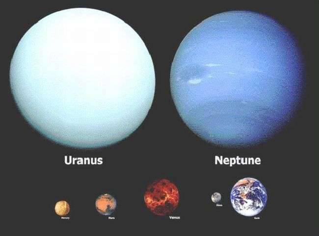 Wszechświat: jak mali jesteśmy 3