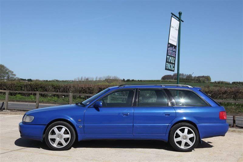 Audi S6 Plus Avant 8