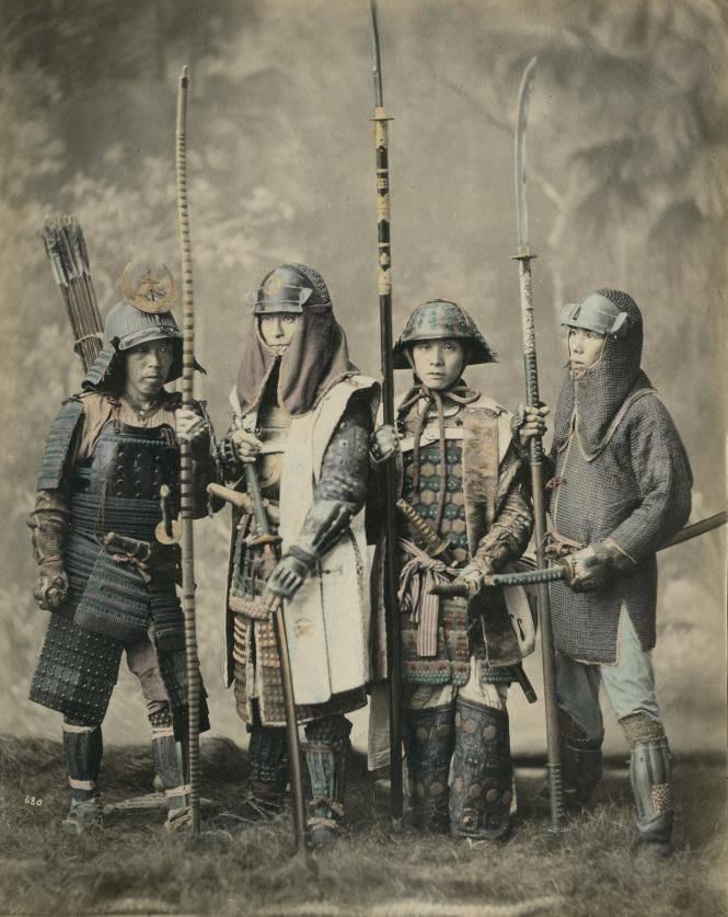 Samurajowie 34