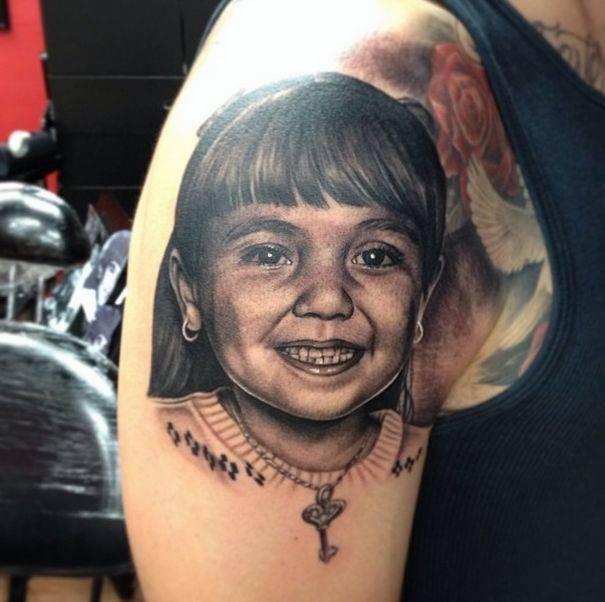 Realistyczne tatuaże #3 21