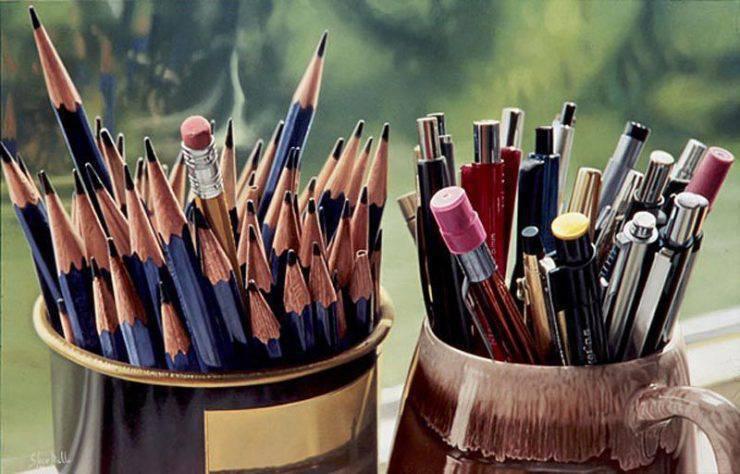 Fotorealizm - obrazy jak zdjęcia 14