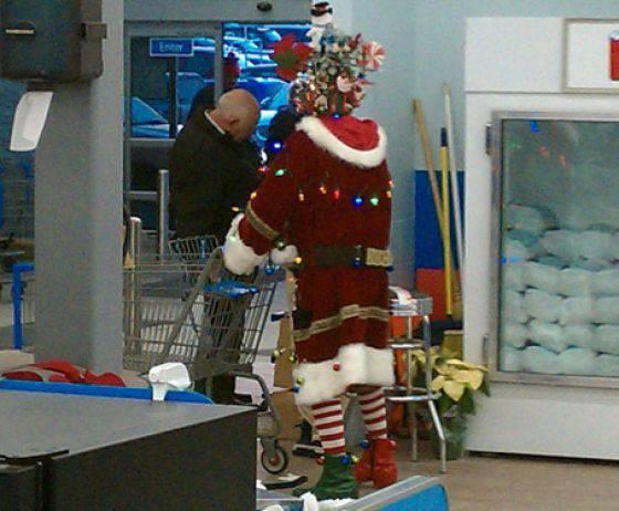 Najdziwniejsi klienci z WalMart #4 2