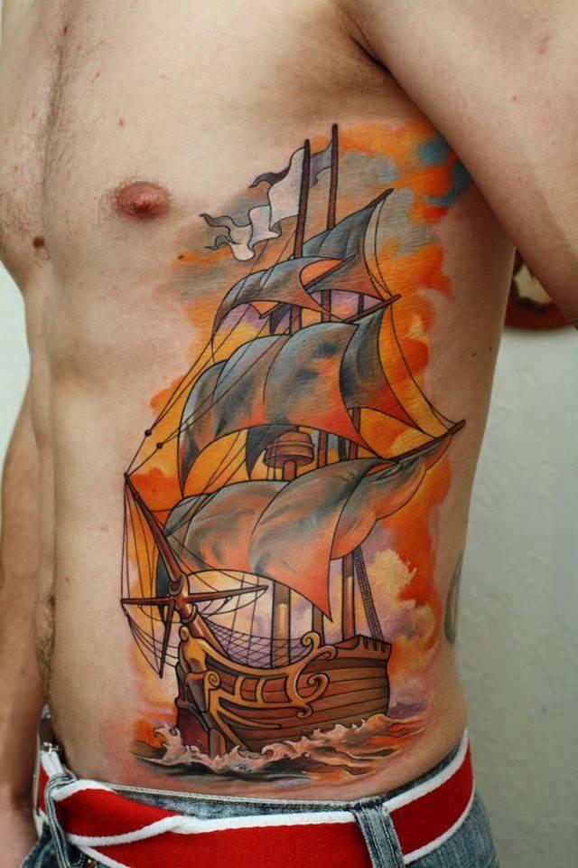 Realistyczne tatuaże #4 9