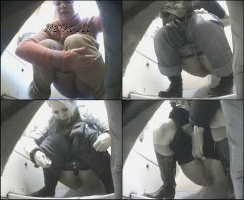 видеоклипы женщины туалет скрытая камера-уф2