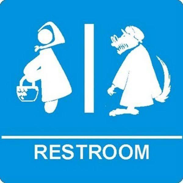 Którędy do WC? 19