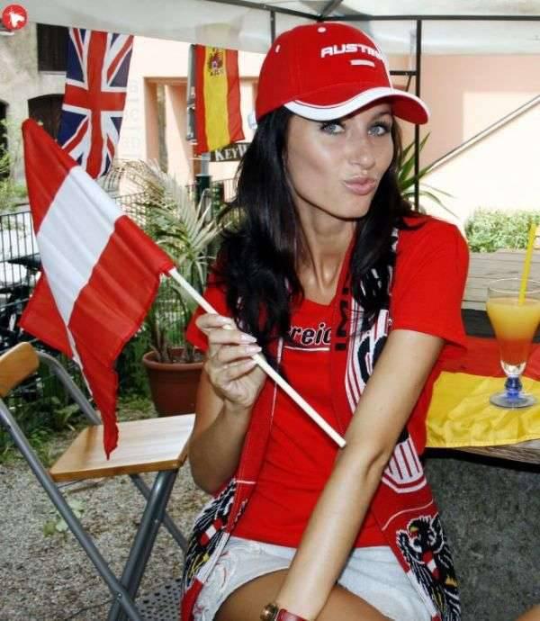 Kibicki Mistrzostw Europy 2008 14