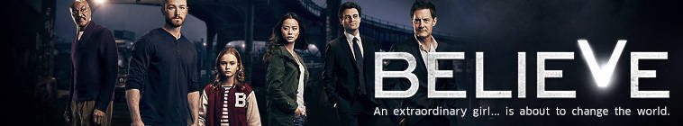 Believe S01E01 HDTV XviD-EVO