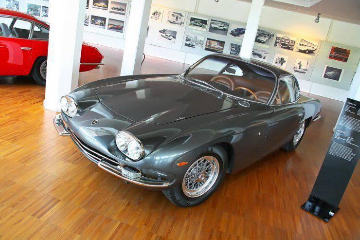 Muzeum Lamborghini 2