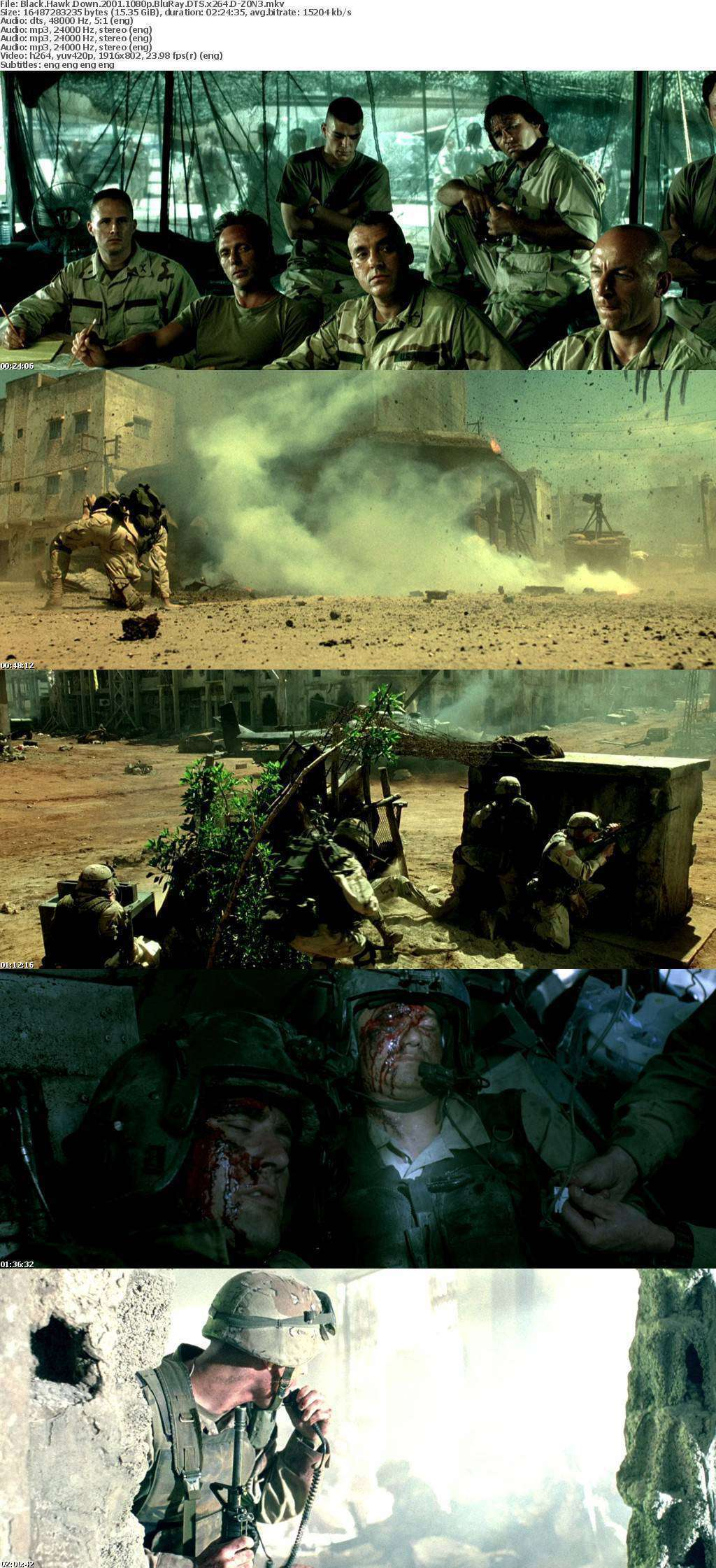 Black Hawk Down Crash Scene Black Hawk Down 2001 1080p