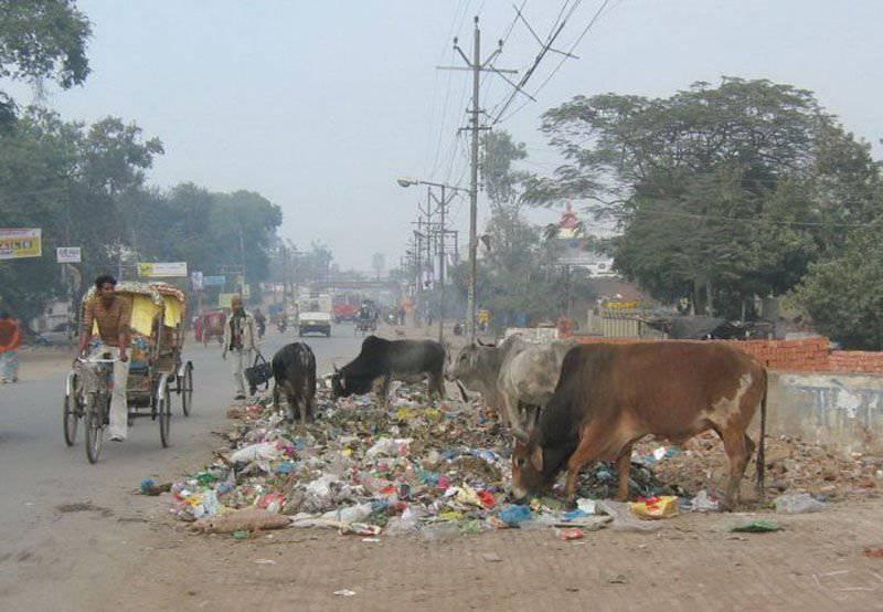Indyjskie slumsy 28