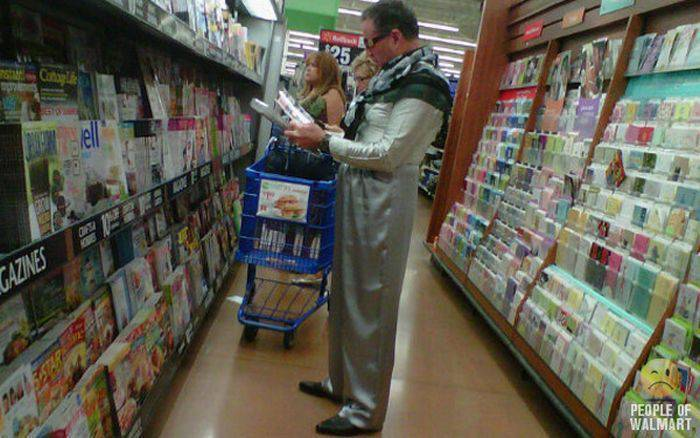 Najdziwniejsi klienci z WalMart #2 68