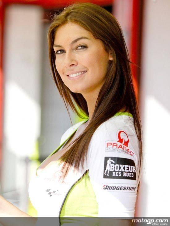 Dziewczyny z MotoGP 2010 16