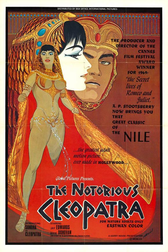 [三級]TheNotoriousCleopatra(看過後..影片比封面更好看,超愛女主角的)