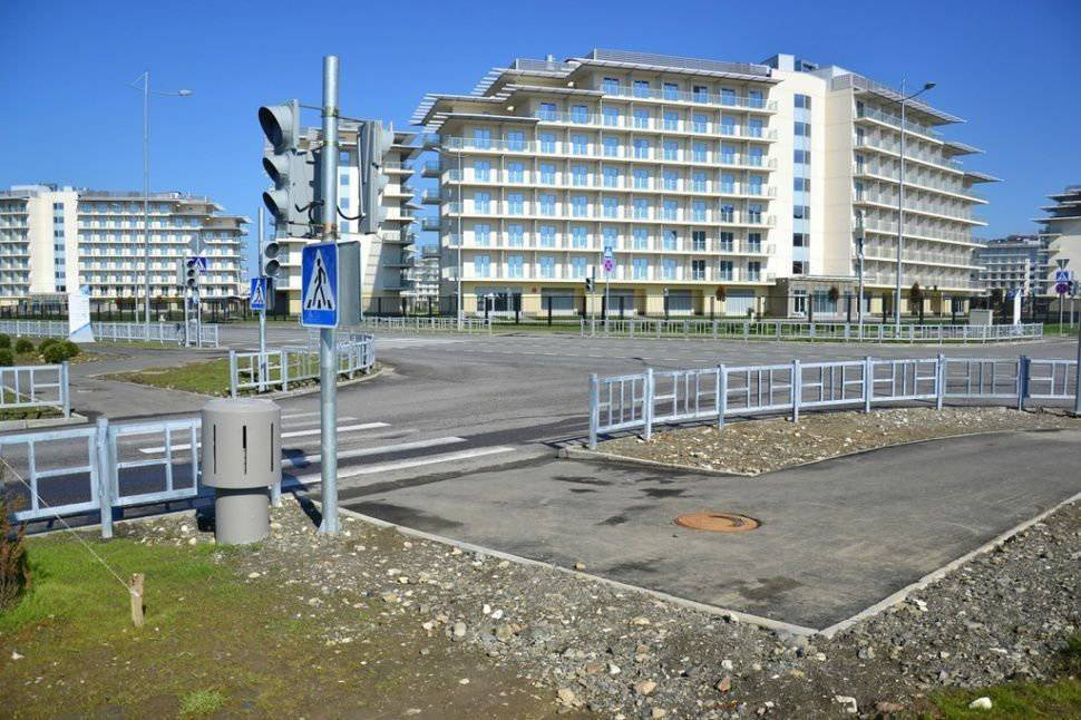 Opustoszała wioska olimpijska w Soczi 36