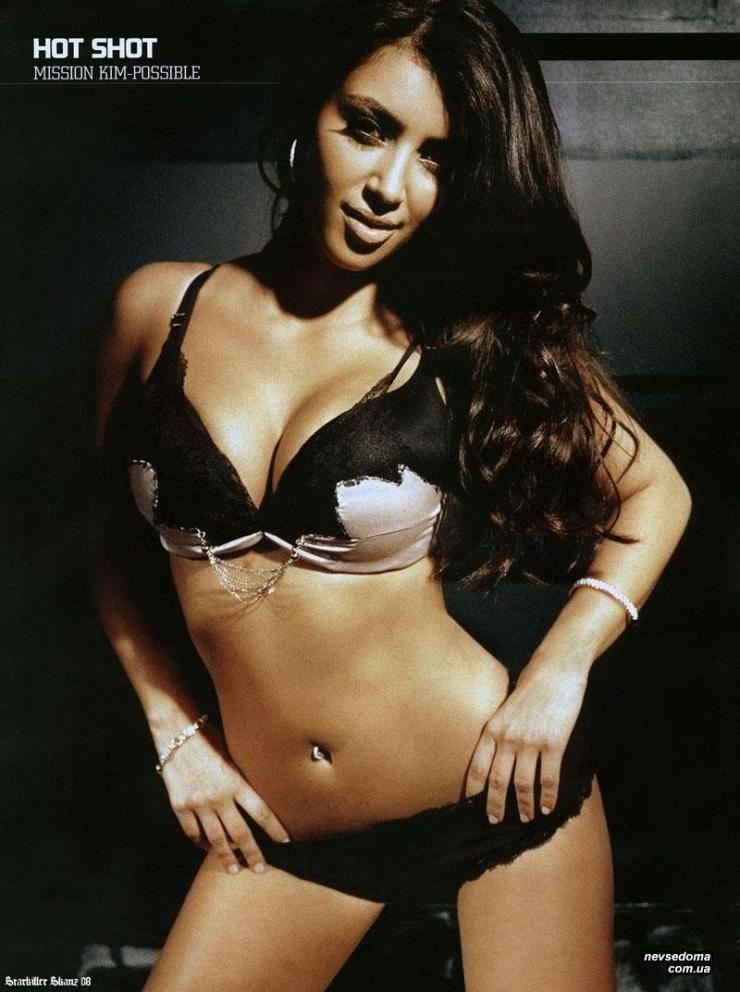Dziewczyna dnia: Kim Kardashian 8