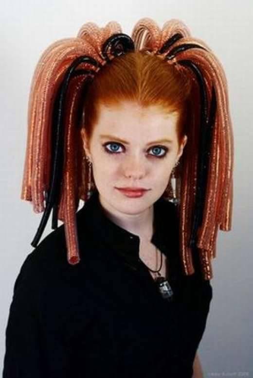 Najdziwniejsze fryzury 11