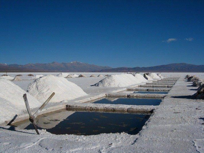 Salinas Grandes - białe pustynie Argentyny 19