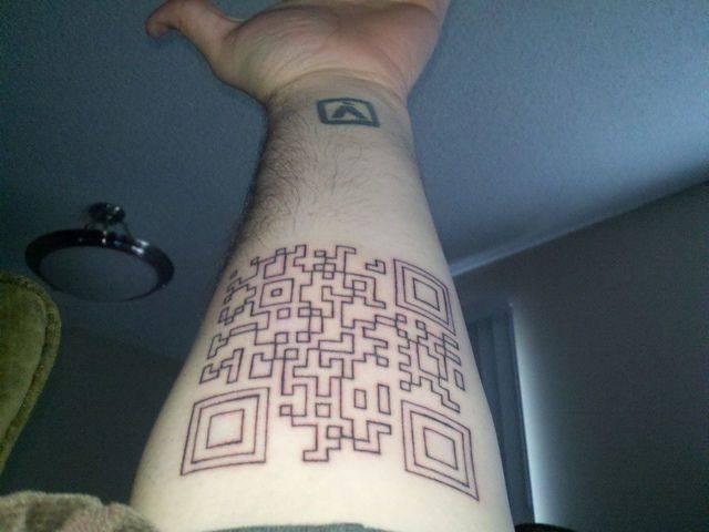 Najdziwniejsze tatuaże #3 5