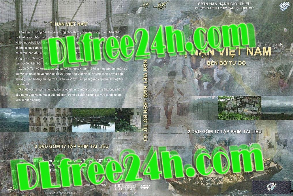 Asia Tị Nạn Việt Nam Bến Bờ Tự Do 2 DVD