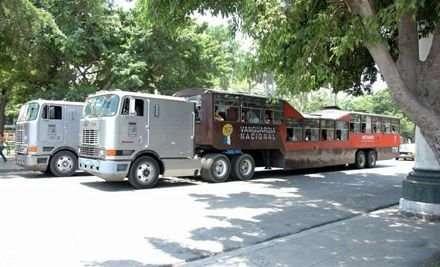 Kubańskie autobusy 4