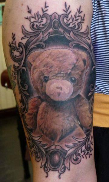 Oryginalne tatuaże 31
