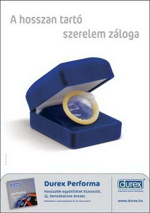 Reklamy prezerwatyw Durex 3