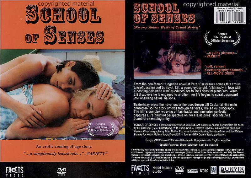 [三級大片]  SchoolofSenses(很激情)