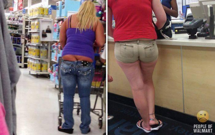 Najdziwniejsi klienci z WalMart #21 12
