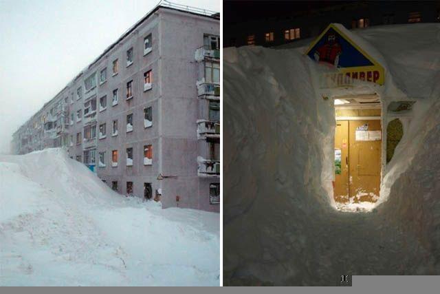 Biała zima 5