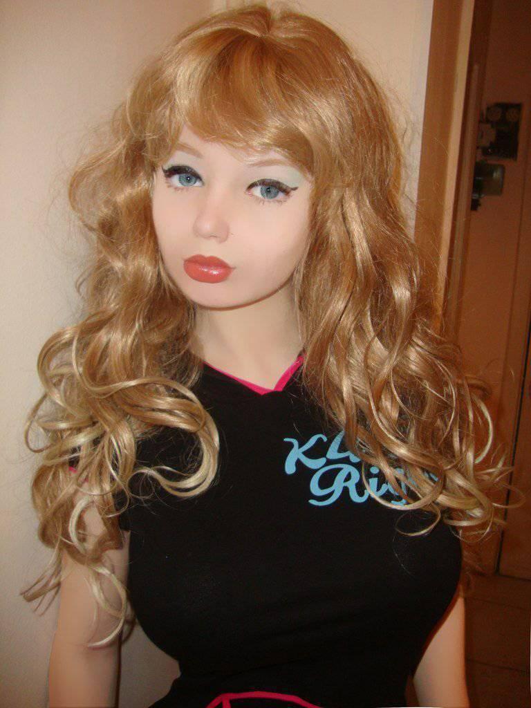 Lolita Richi - żywa lalka Barbie 15