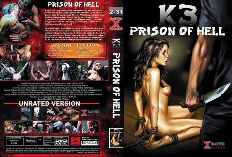 [三級大片]K3:Prison.of.Hell