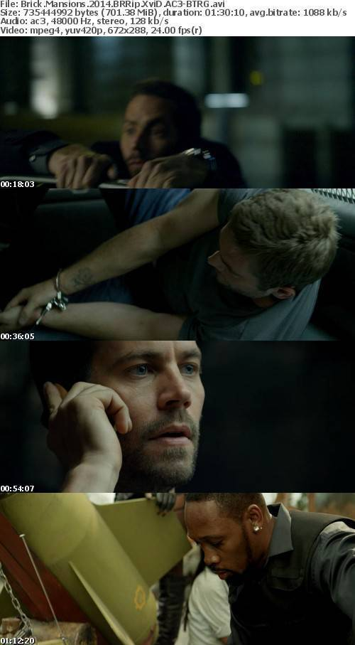 Brick Mansions 2014 BRRip XviD AC3 - BTRG