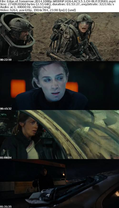 Edge of Tomorrow 2014 1080p (Multi Subs) WEBRiP H264 AC3 5 1CH-BLiTZCRiEG