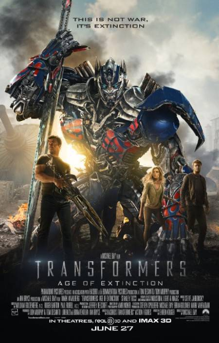 Transformers Age of Extinction 2014 HDRip XviD-BS5