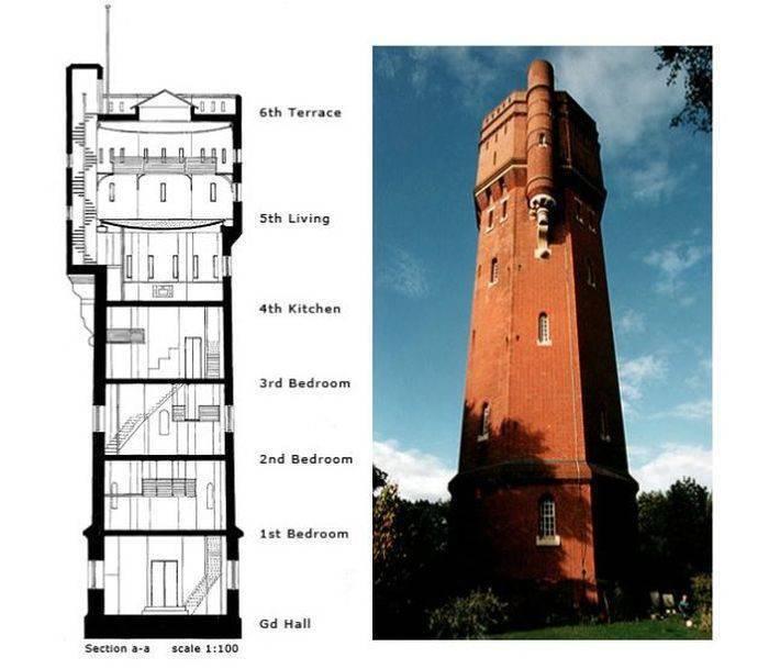 Dom w wieży ciśnień #2 17