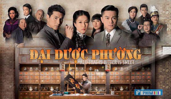 [TVB 2014] Đại Dược Phường - nhóm Đạt Phi lồng tiếng (29/29 tập)