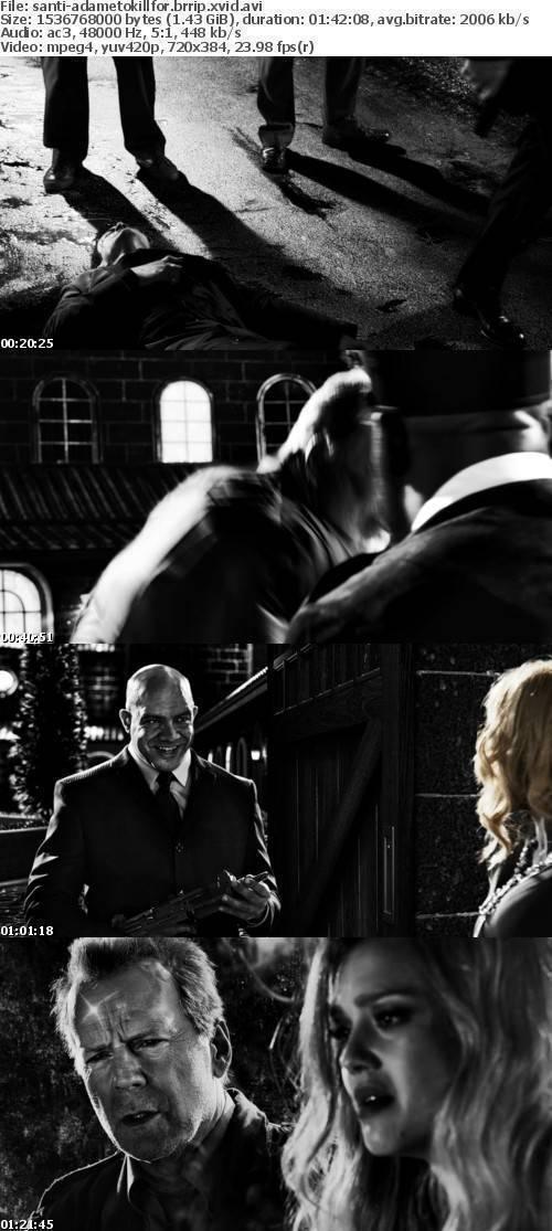 Sin City A Dame to Kill For 2014 BRRip XviD AC3-SANTi