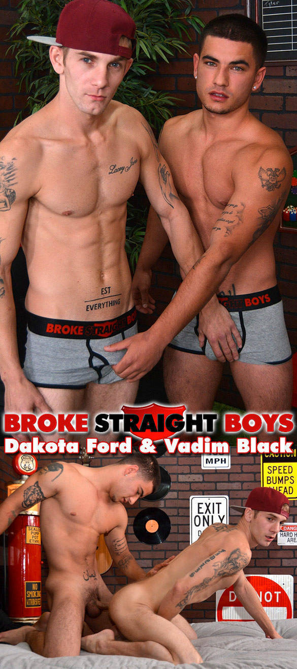 Vadim Black Dakota Ford Gay Porn Eegay